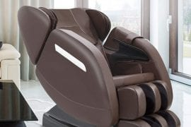 SmartMassageChairs Massage Chair Recliner with Zero Gravity