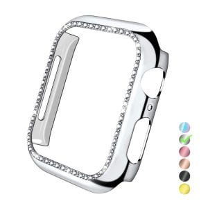 Zekapu Apple Watch Case 38mm, iWatch protector for series 1,2 &3