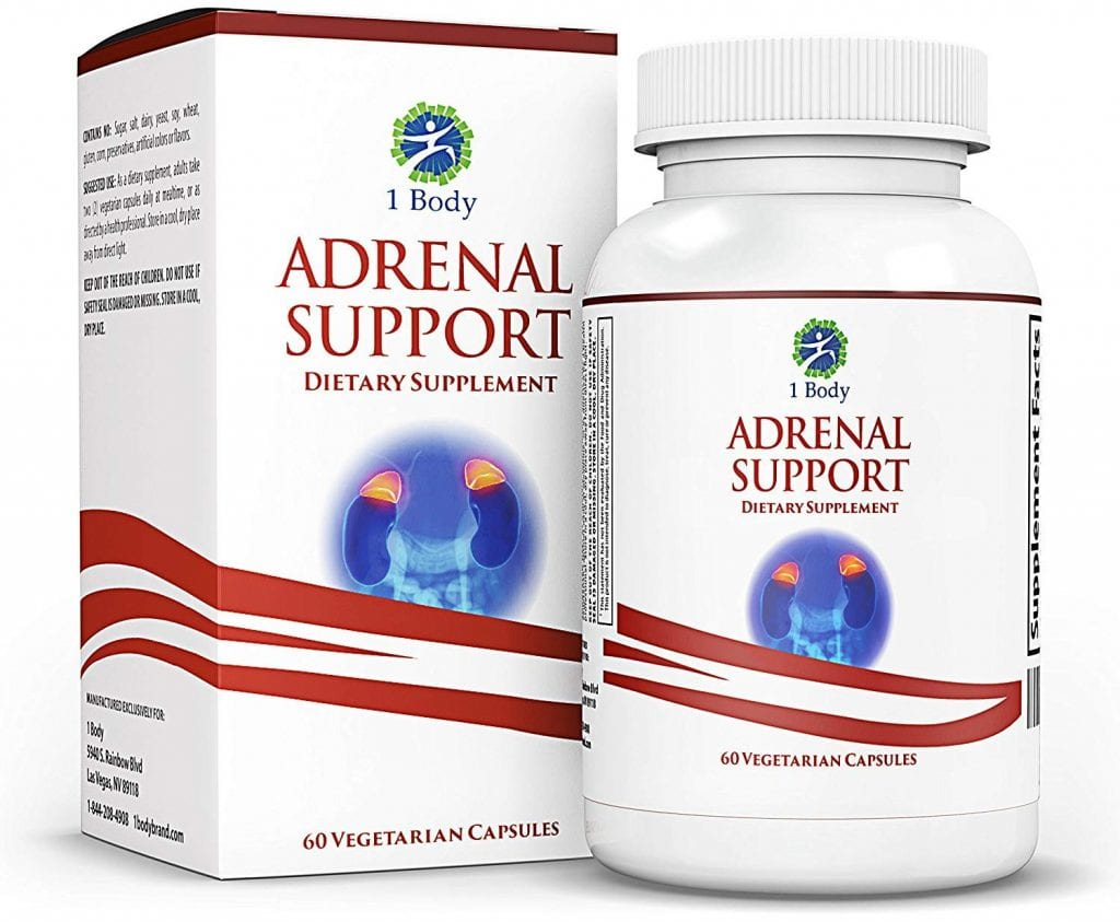 Adrenal support- Cortisol manager appetite suppressant