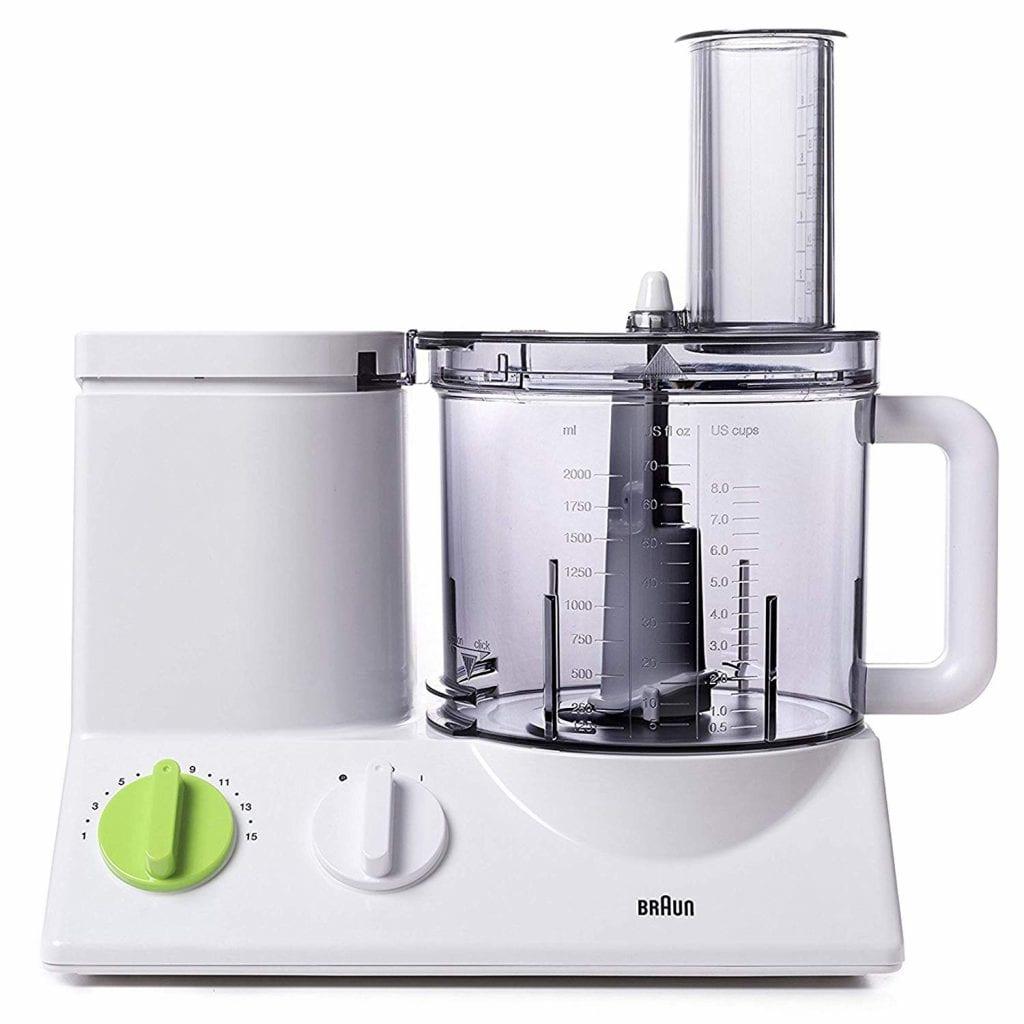 Braun 12 cup food processor