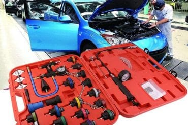 Cooling System Pressure Tester Kits