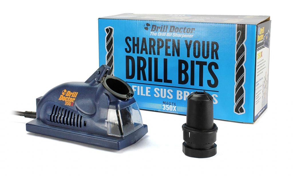 Drill Bit Sharpener by Drill Doctor
