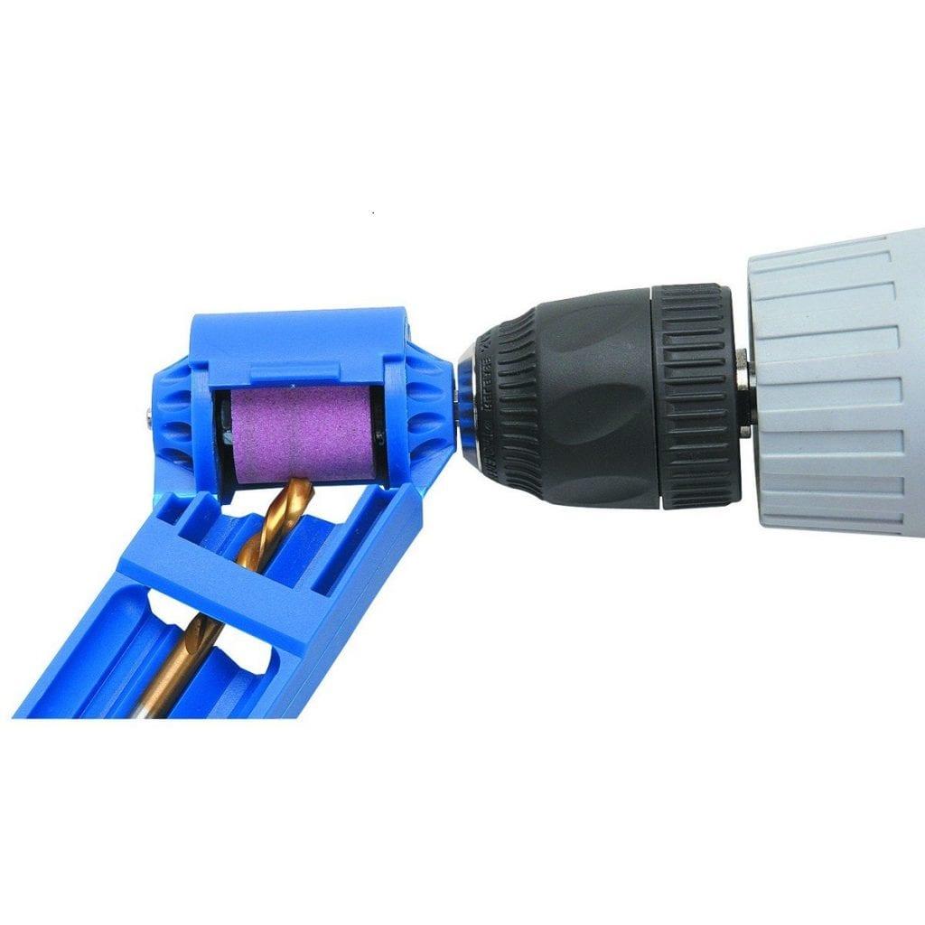 Drill Master Hand Drill Bit Sharpener