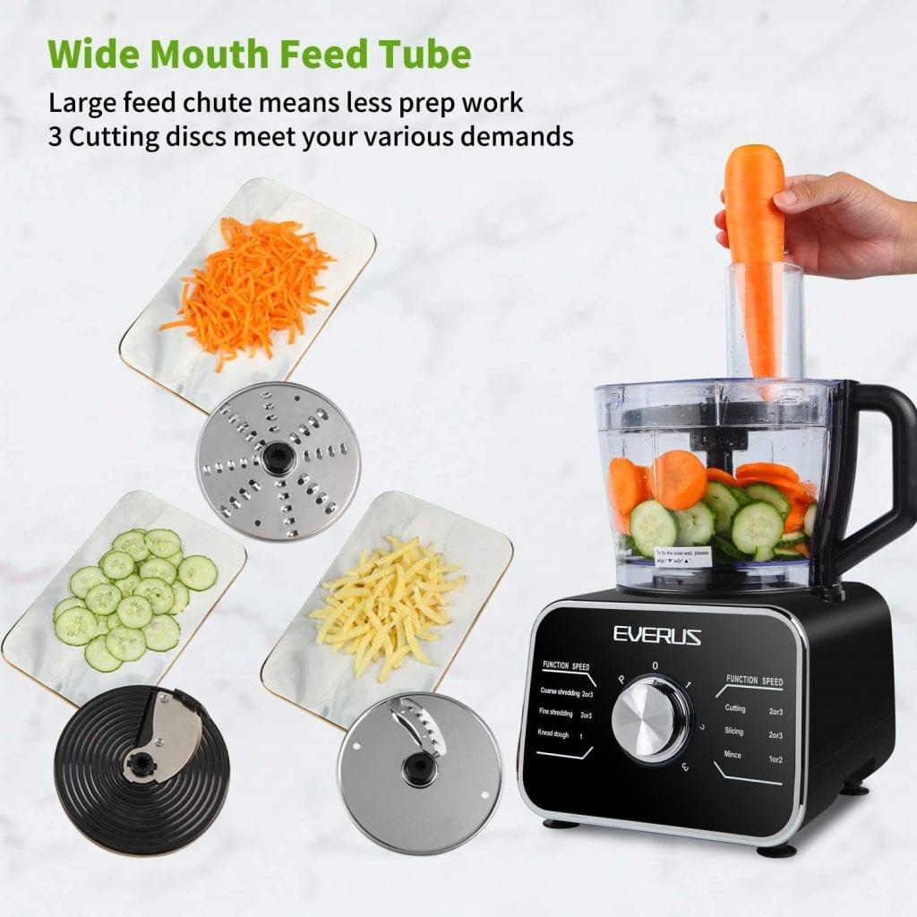 Everus mini food processor