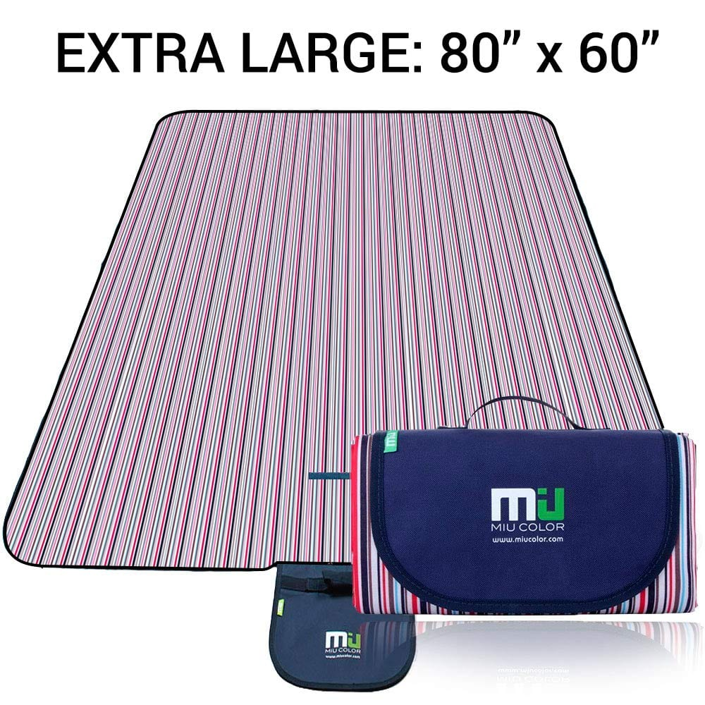 MIU Colour Large Outdoor Picnic Blanket