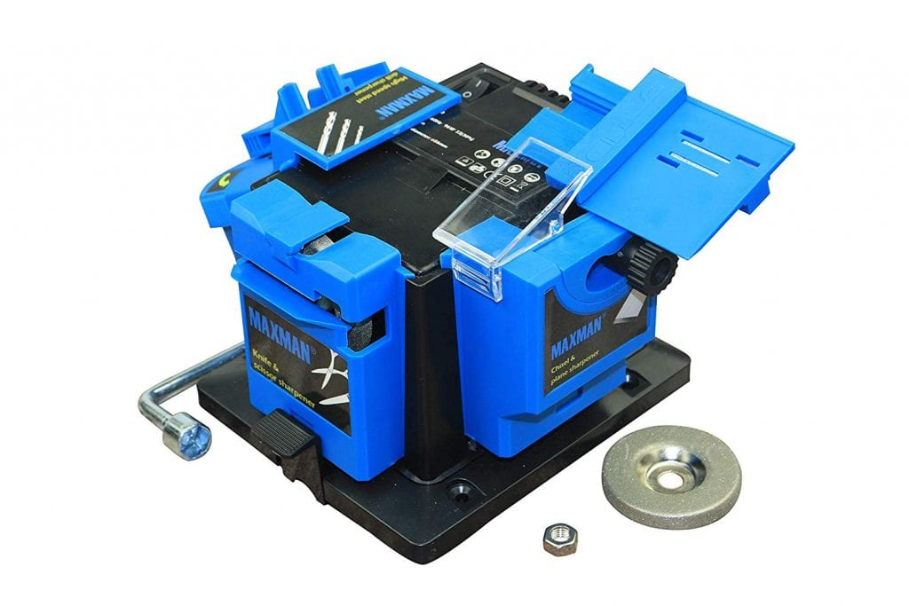 Maxman Multi-Tasking Drill Bit Sharpener