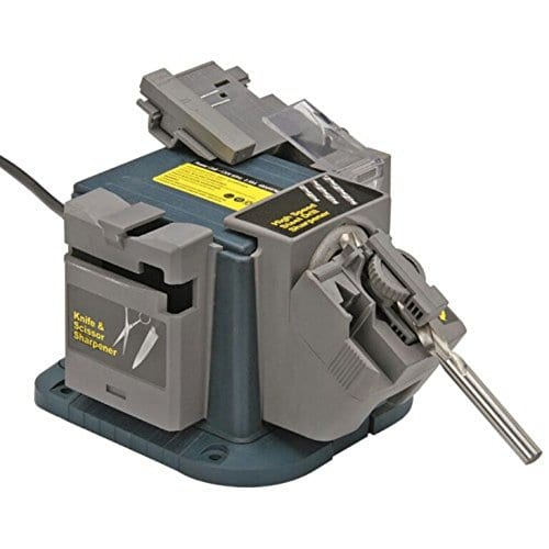 Multipurpose Drill Bit Sharpener by Central Purchasing