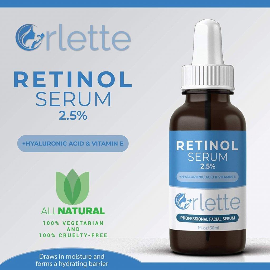 Orlette Retinol Serum 2.5%