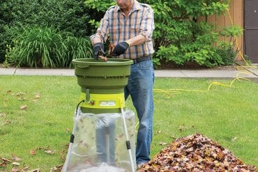 Leaf Mulcher/Shredder