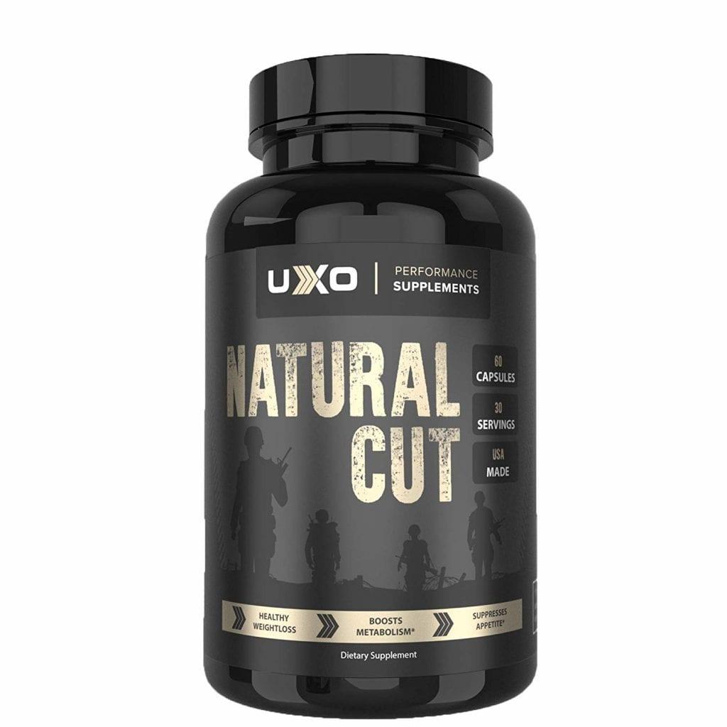 UXO Supplement Natural Cut Fat Burner Appetite Suppressant