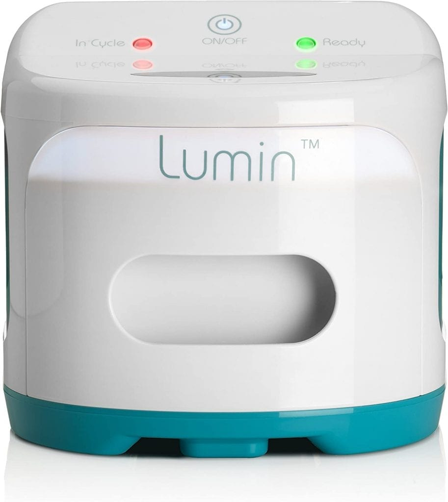 3B Lumin CPAP Mask and Accessory Cleaner