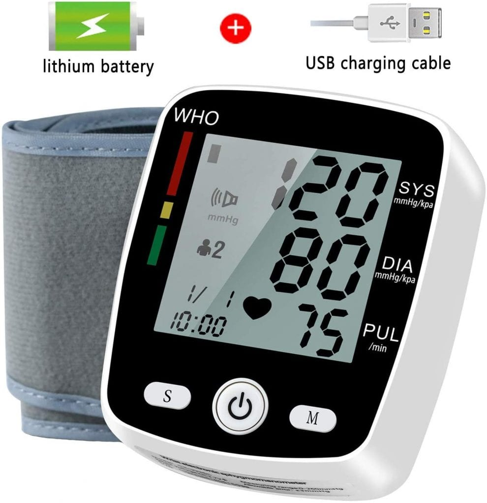 AOKON's Wrist Blood Pressure Monitor