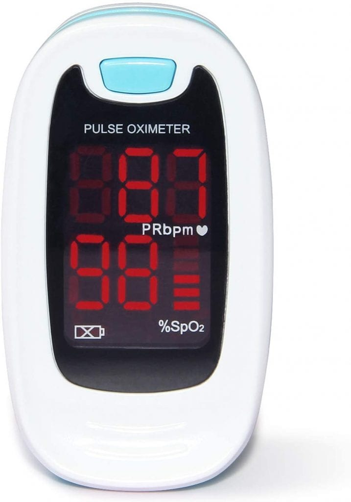 Blood Oxygen Saturation Monitor by Contec