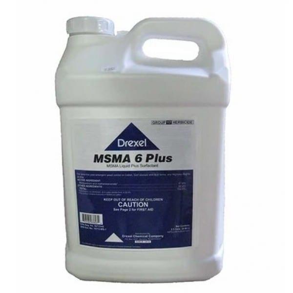 Drexel MSMA 6 Plus HERBICIDE