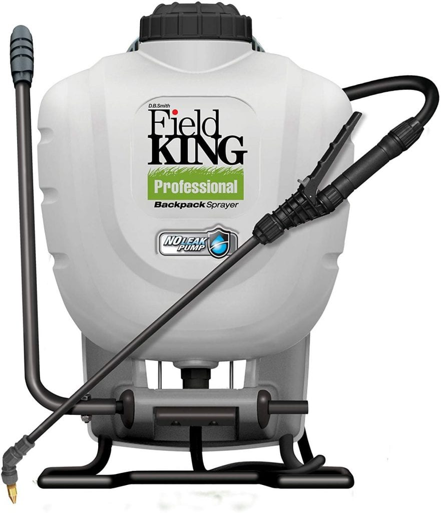 Field King Professional Backpack Sprayer - 190328