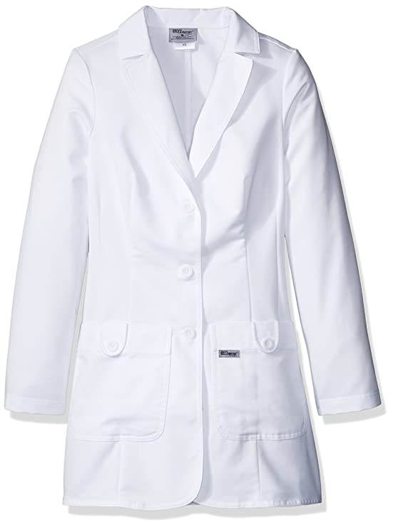 Grey's Anatomy Women's 32 Inch Two Pocket Fitted Lab Coat