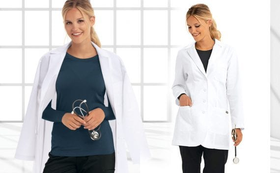 Lab Coat for Women
