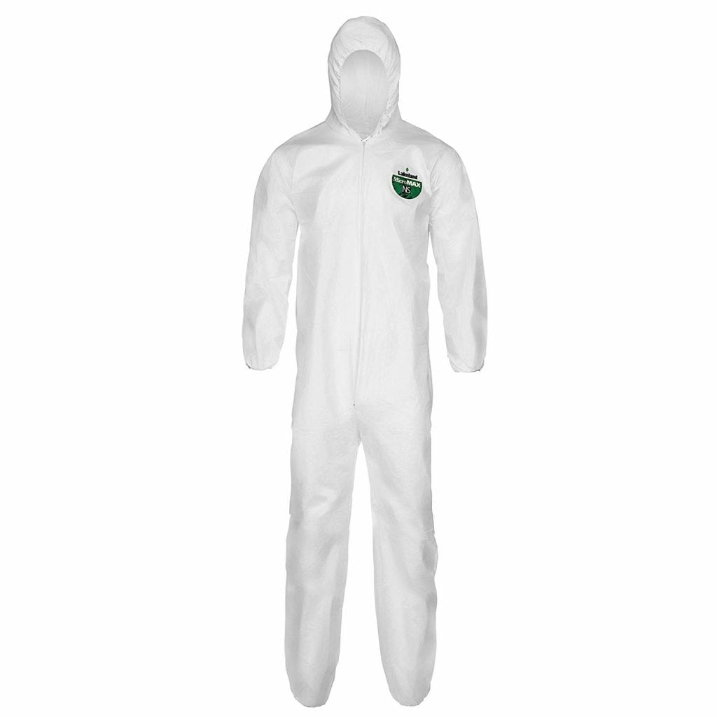 Lakeland Industries Suit for Virus Protection