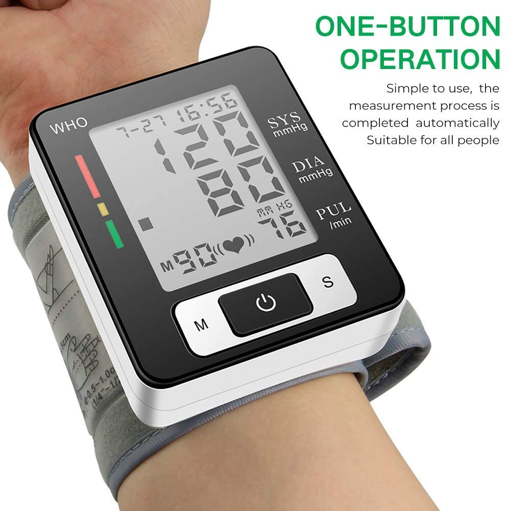 MMIZZO's Digital Blood Pressure Monitors Fully