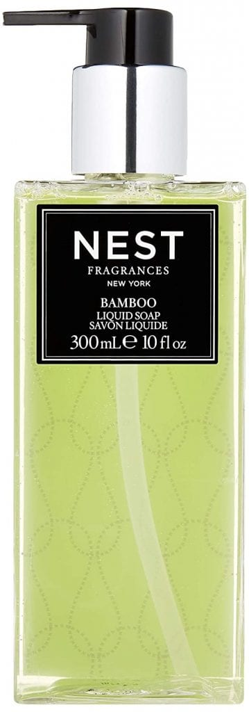 NEST Fragrances Liquid Hand Soap Bamboo Scent