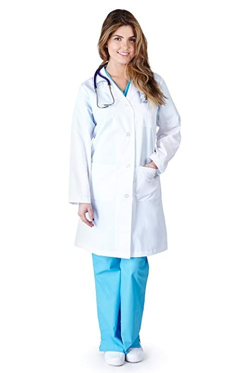 Natural Uniforms Women's 41 Inch Lab Coat