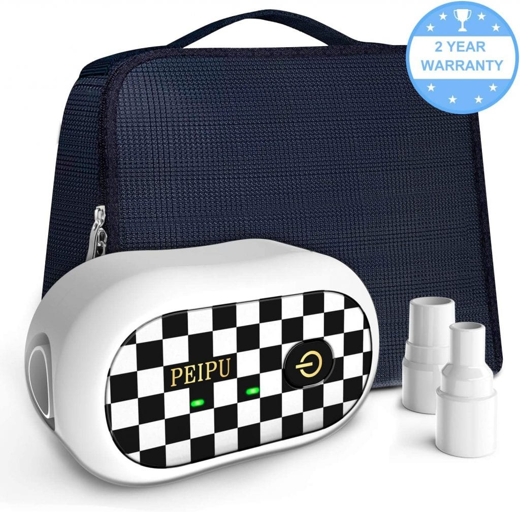 Peipu CPAP cleaner and sanitizer bundle