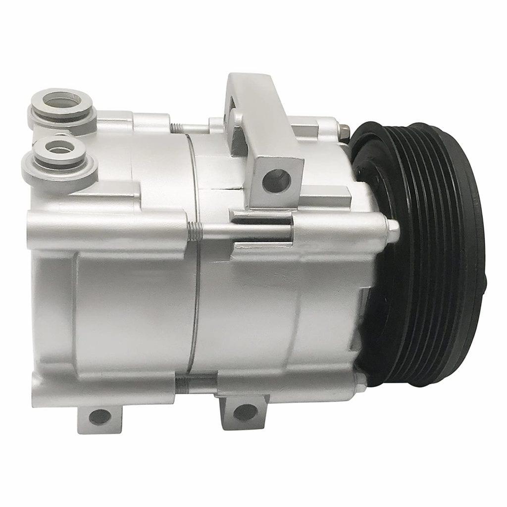 R&Y EG151 AC Compressor and Clutch