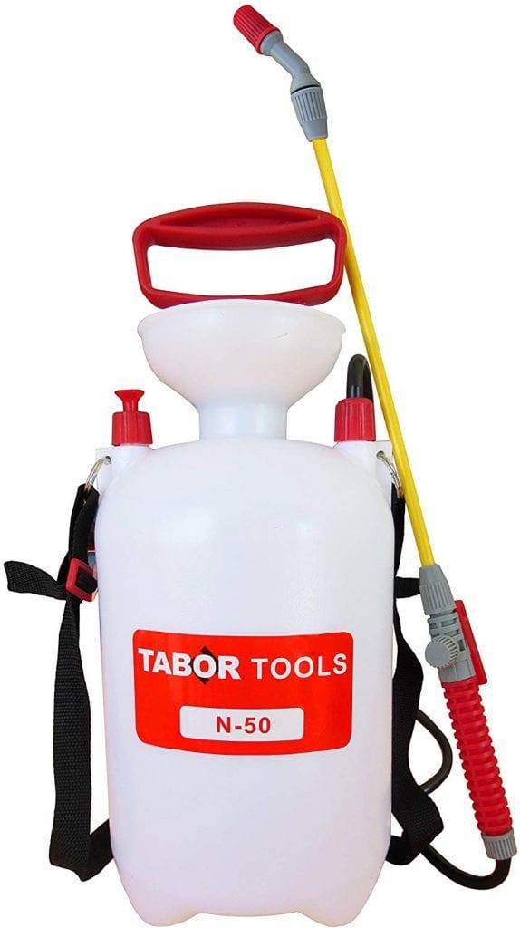 TABOR Tools Lawn & Garden Pump
