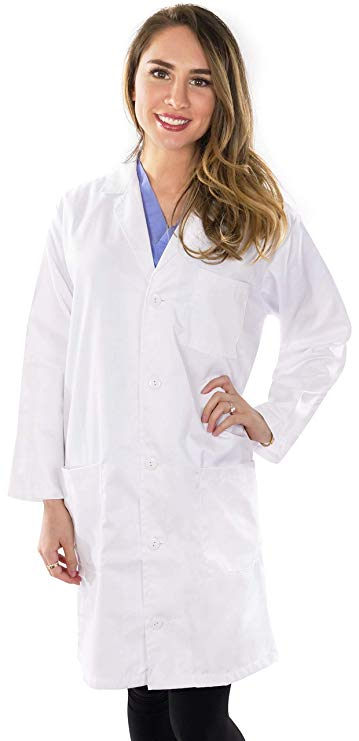 Utopia Wear Professional Lab Coat Women