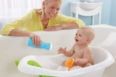 Baby Bath & Changing Center