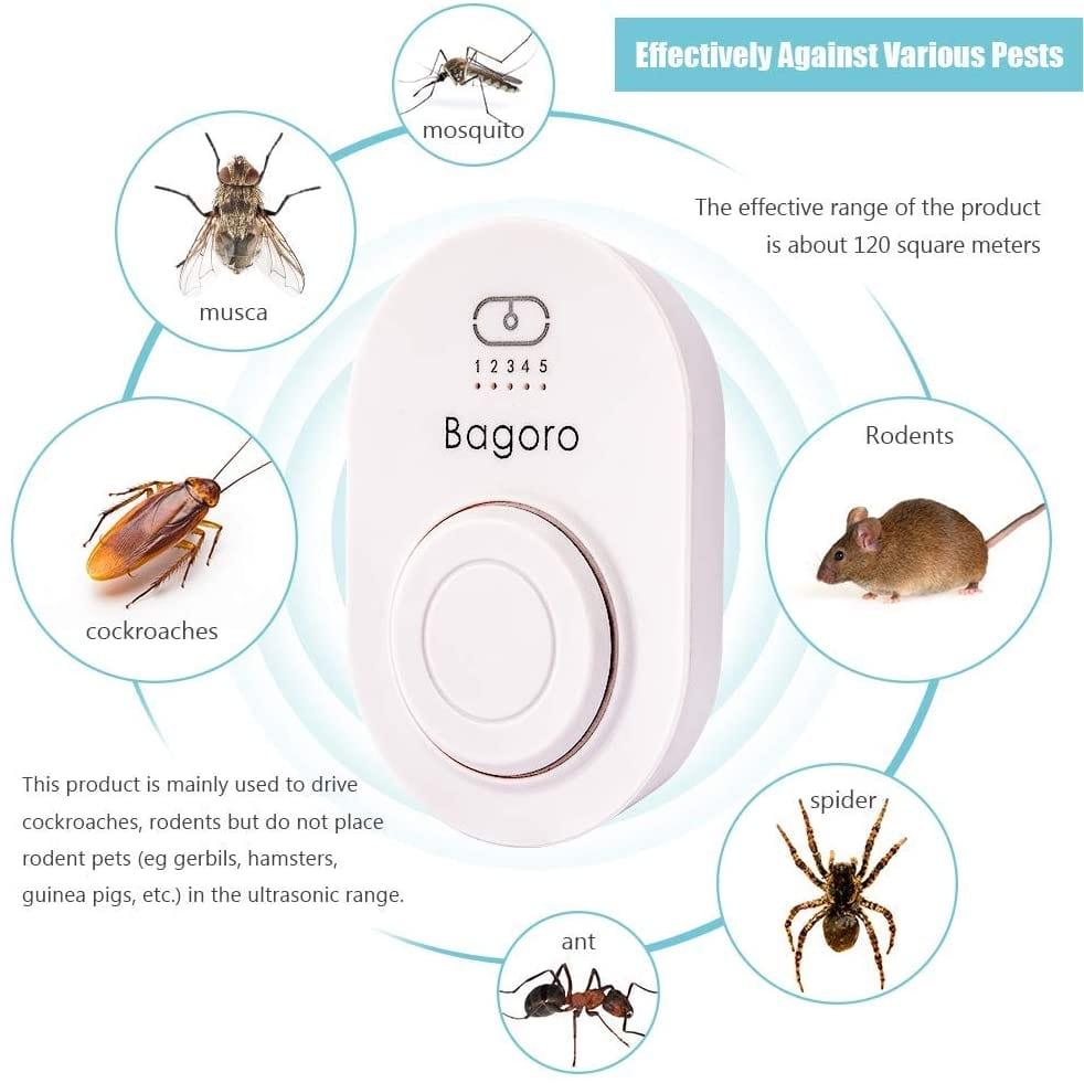Bagoro Ultrasonic Pest Repeller