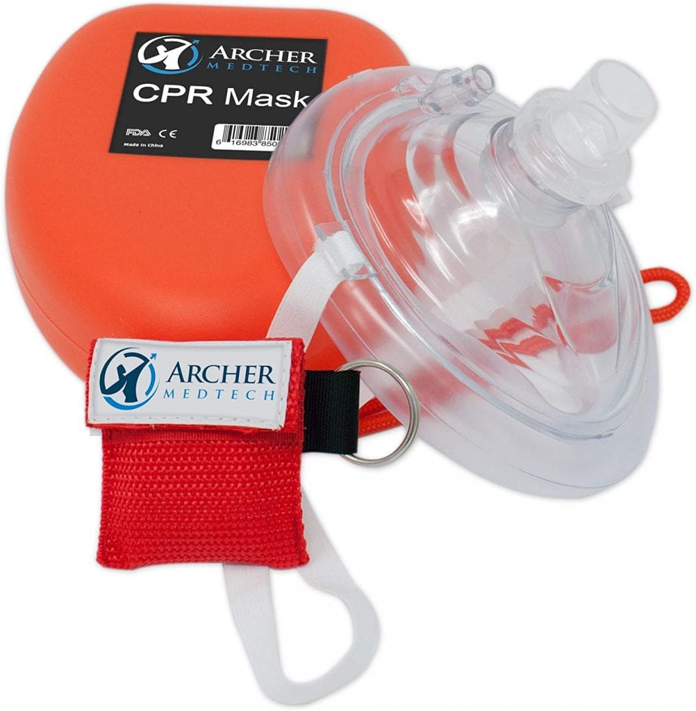 CPR Mask by Archer MedTech