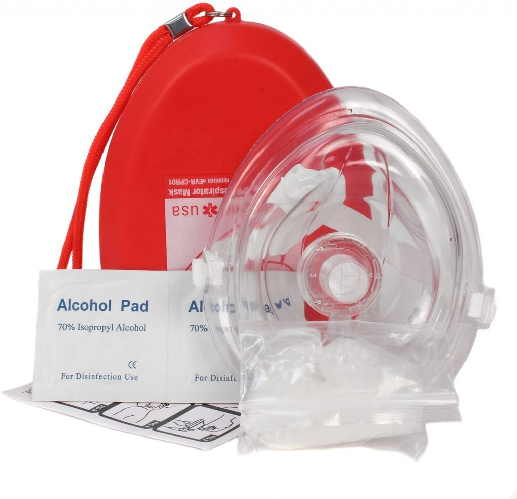 CPR Mask by Ever Ready First Aid