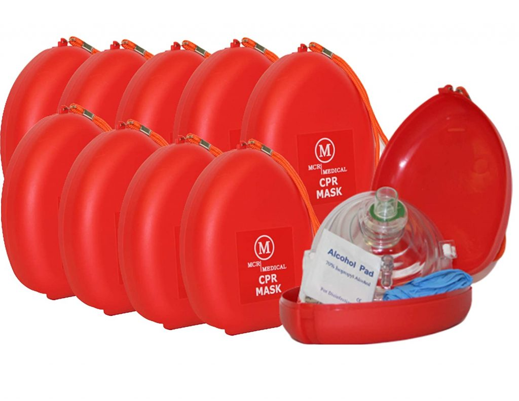 CPR Mask by MCR Medical