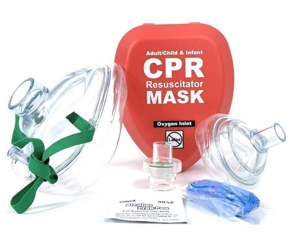 CPR Rescue Mask by WNL Products