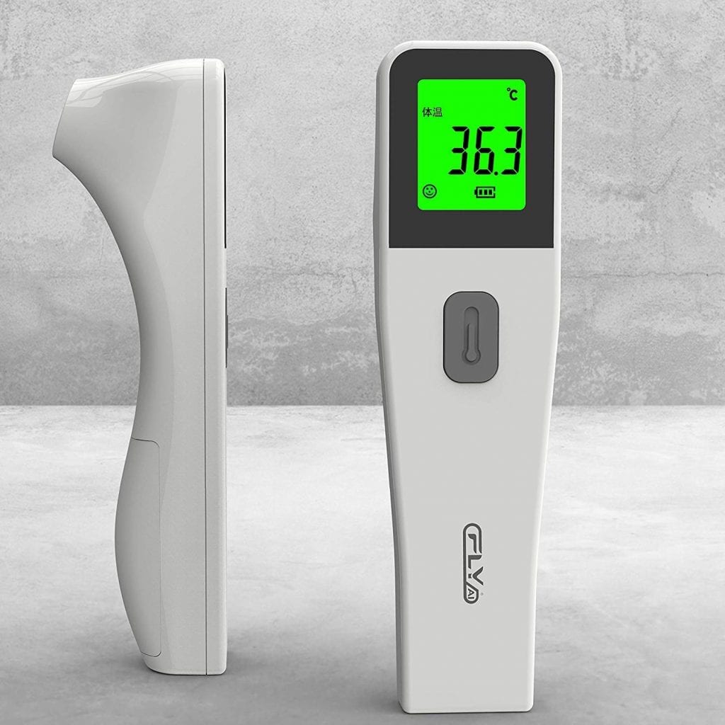 Digital Infrared Thermometer for Adults and Baby