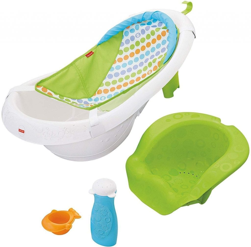 Fisher-Price 4-in-1 Bath Tub