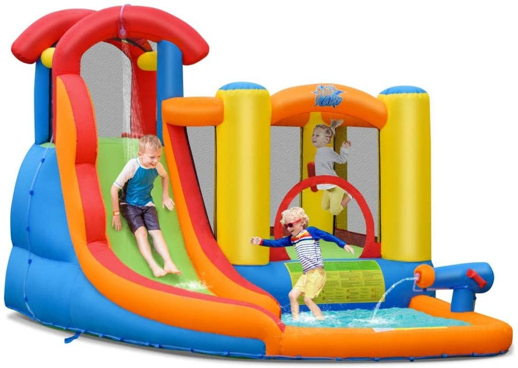 Inflatable Bounce House by BOUNTECH