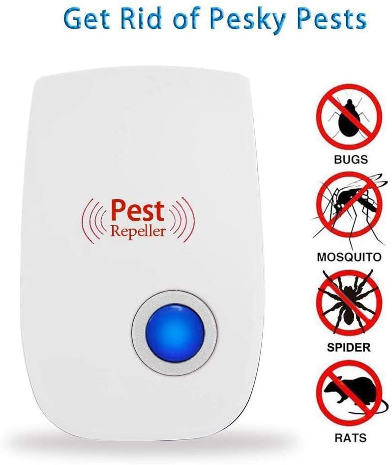 Jricoo Ultrasonic Pest Repeller