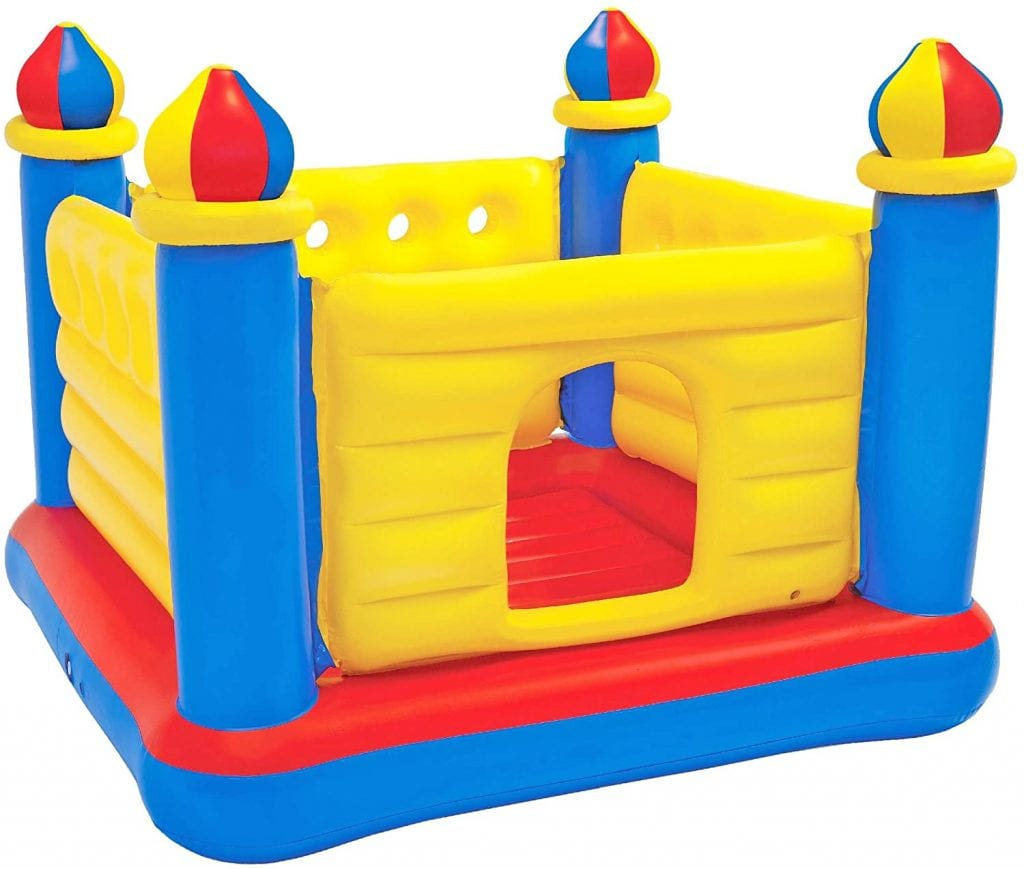 Jump O Lene Castle Inflatable Bouncer by Intex