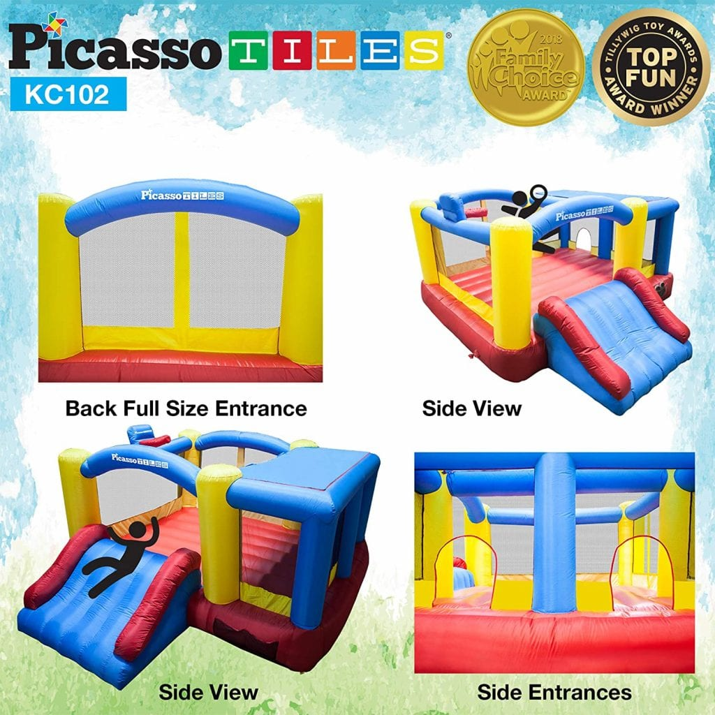 Jumping Bouncing House by PicassoTiles