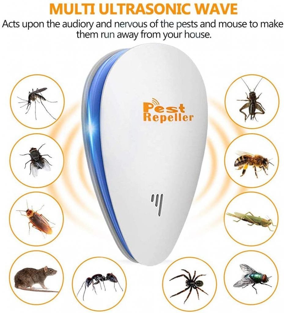 Linseeda Ultrasonic Pest Repeller