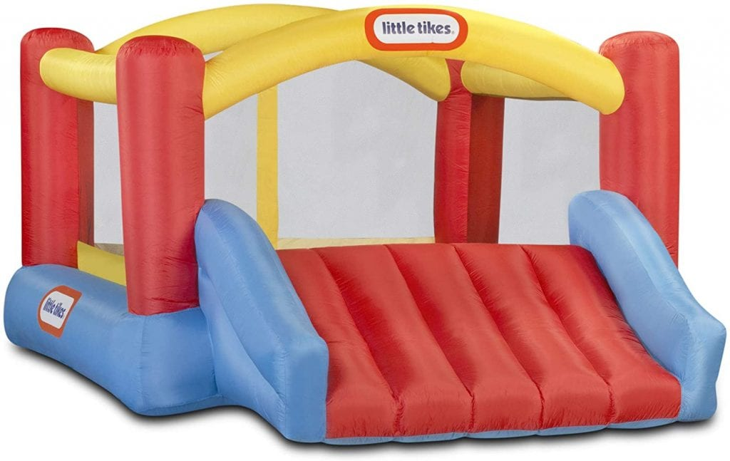 Little Tykes Inflatable Jump 'n Slide Bounce House
