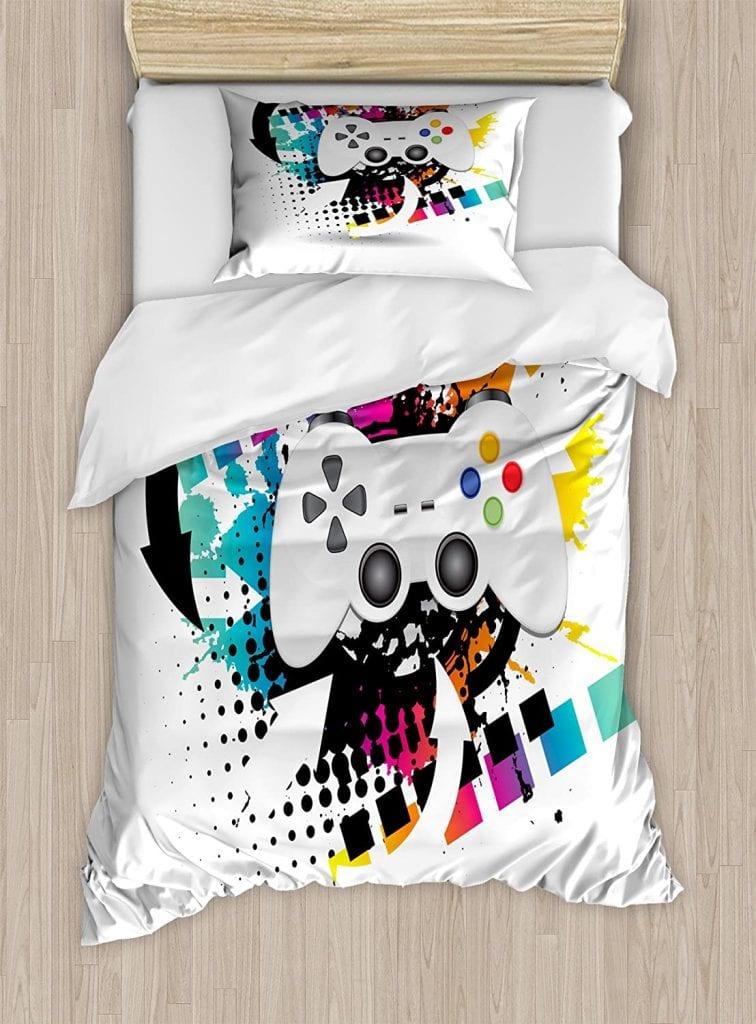 Lunarable GamerDuvet Cover Set