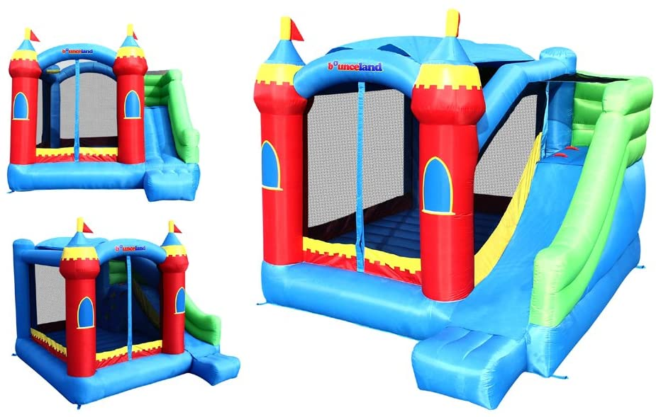 Royal Palace Inflatable Bounce House by Bounceland