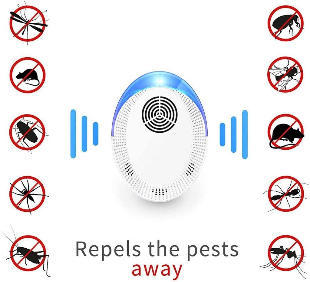 Seewinland Ultrasonic Pest Repeller