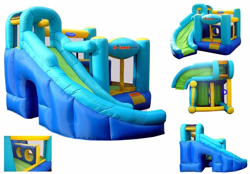 Ultimate Combo Inflatable Bounce House by Bounceland
