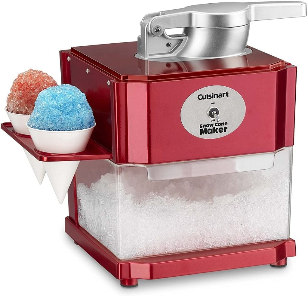 Cuisinart SCM-10P1 snow cone maker