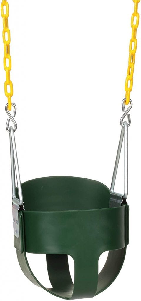 Eastern Jungle Toddler Seat Outdoor Swing