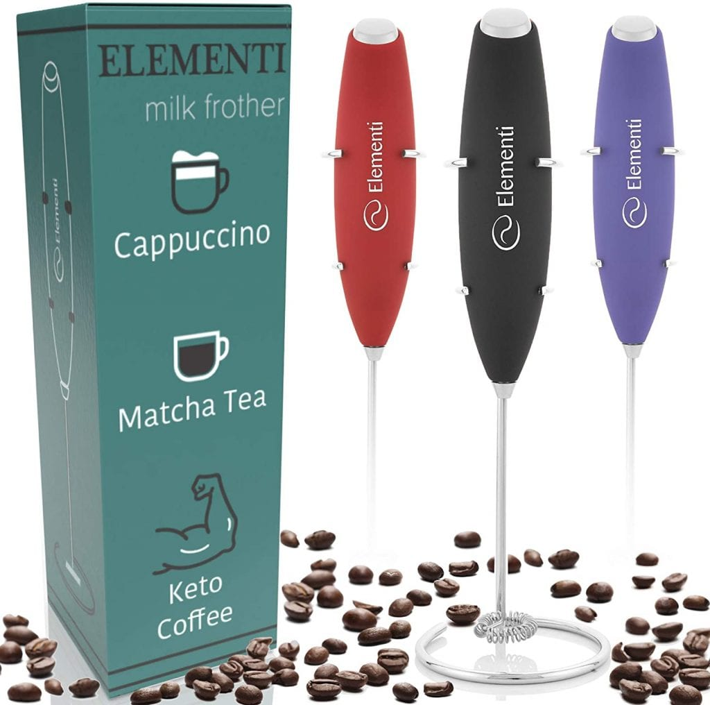 Elementi Milk Frother